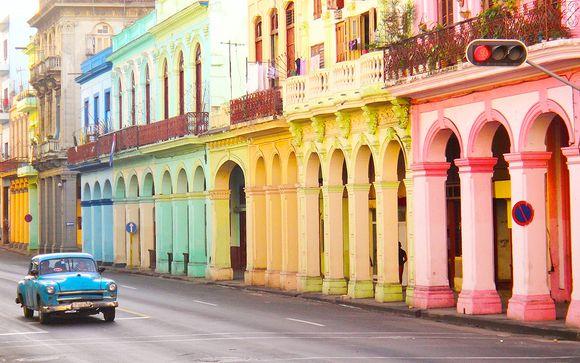 Uw inbegrepen excursie in Havana