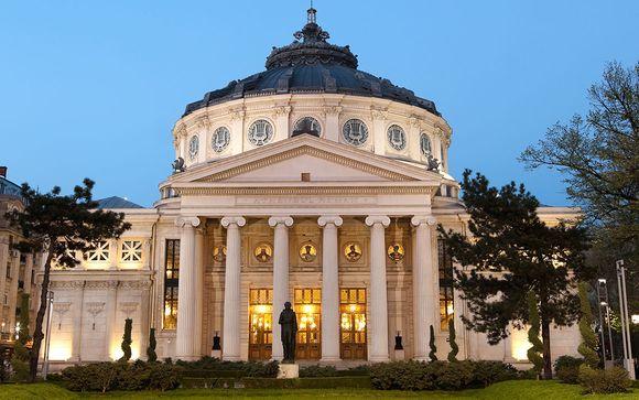 Welkom in ...Boekarest