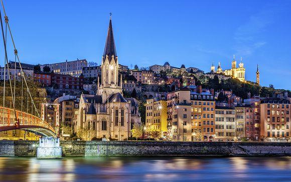 Welkom in ...Lyon
