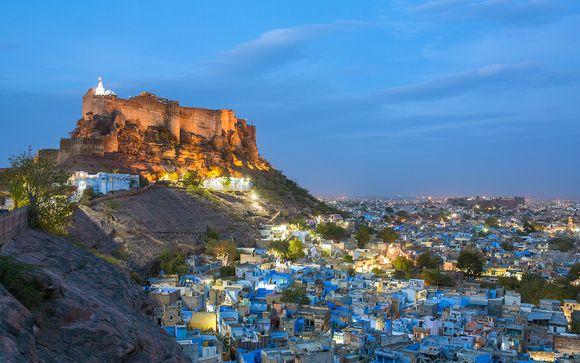 Welkom in... Rajasthan