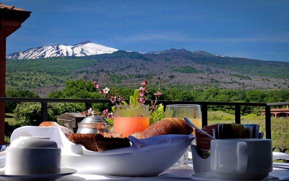 Picciolo Golf Resort & Spa 4* in Castiglione di Sicilia