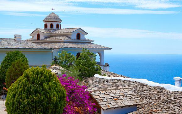 Welkom op... het eiland Thassos