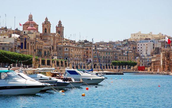 Welkom op ... Malta
