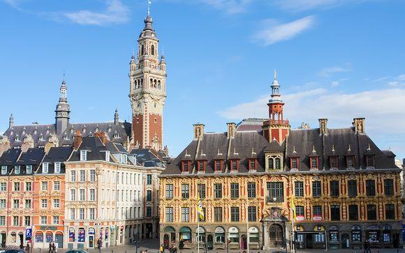 Welkom in ... Lille