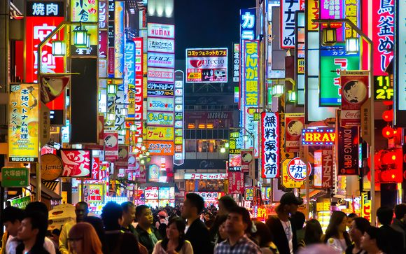 Welkom in ... Japan!