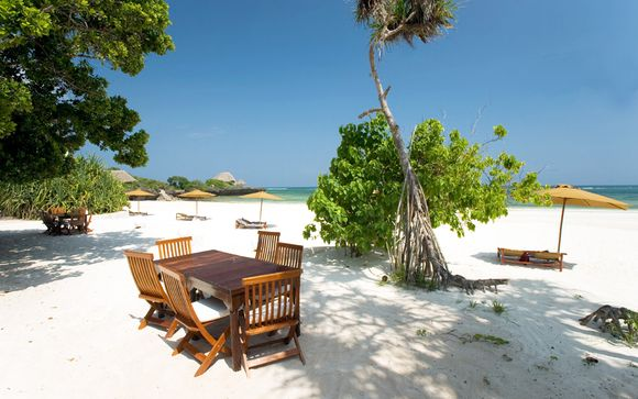 The Sands at Chale Island 4*
