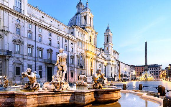 Welkom in ... Rome