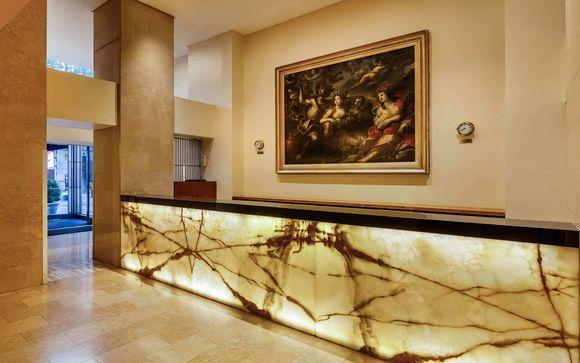Uw stopover: hotel Concorde New York