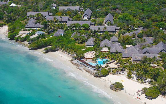 Leopard Beach Resort 5 En Safari