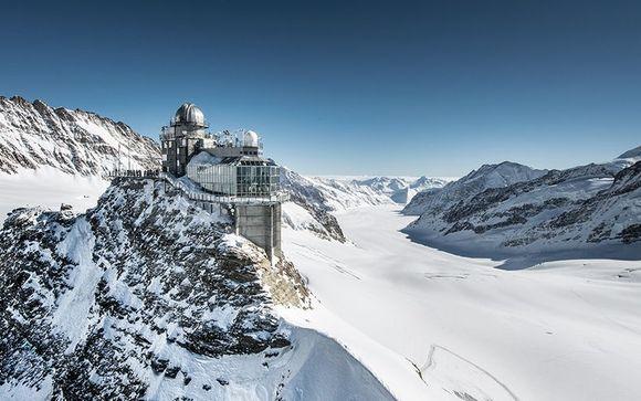 Welkom in ... Grindelwald!