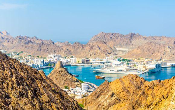 Welkom in ... Oman!
