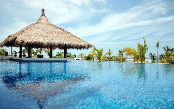 Uw optionele strandverlenging in Mui Ne