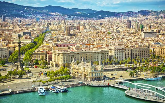 Welkom in ... Barcelona!