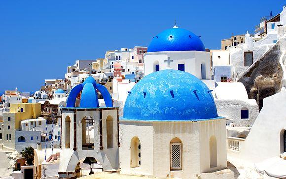 Welkom op ... Santorini!