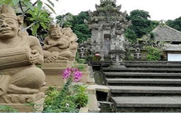 Extra opties op Bali