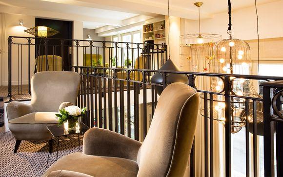 Hotel Le Pradey 4* in Parijs