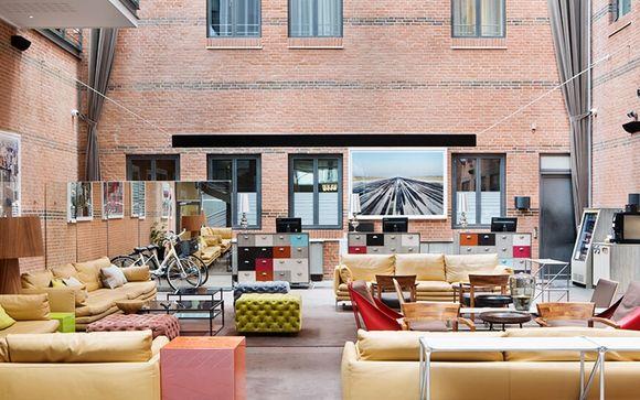 Comfort Hotel Vesterbro (of gelijkwaardig) in Kopenhagen