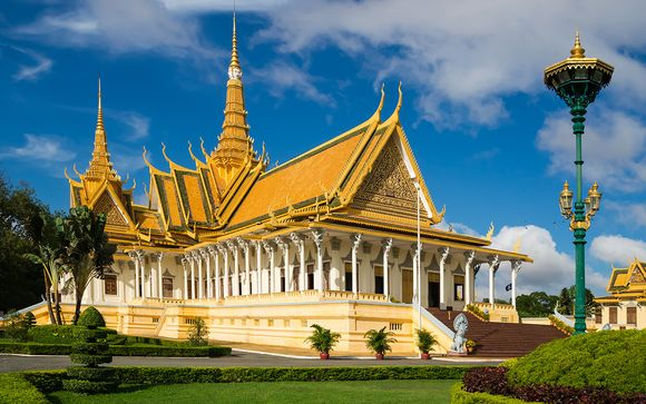Extra opties in Cambodja
