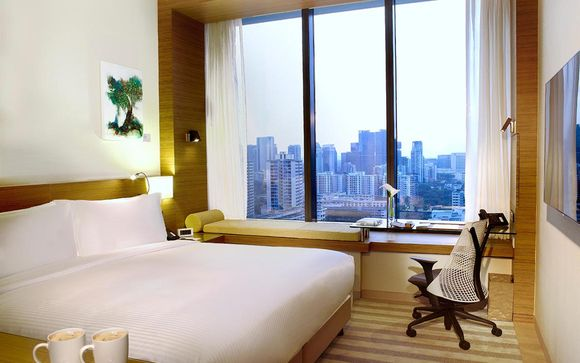 Hotel One Farrer 5*