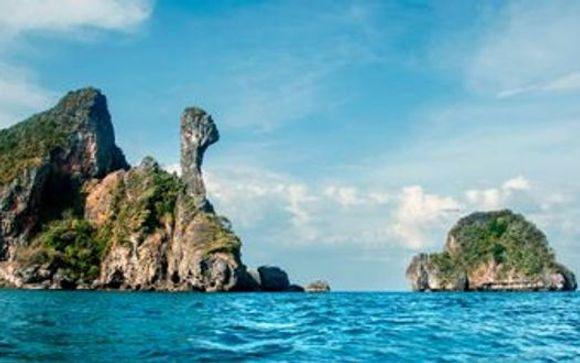 Extra opties op Phuket