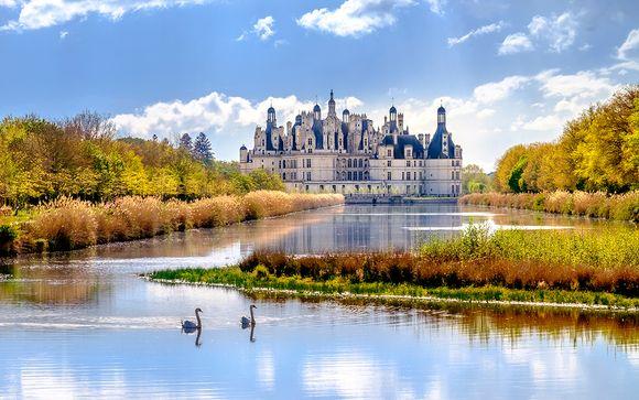 Uw inbegrepen excursie in Chambord