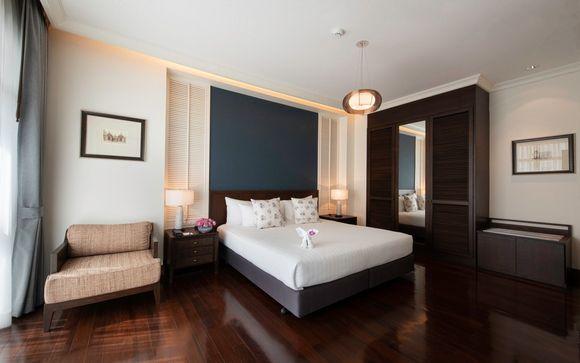 The Rose Residence Bangkok 5*