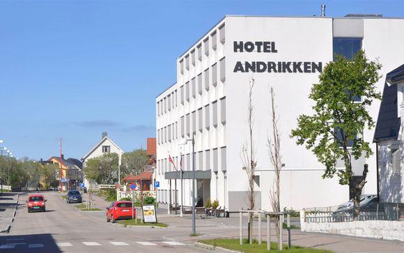 Andrikken Hotel 3*