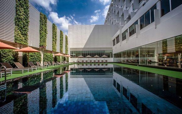 Mandarin Hotel by Centerpoint 4*