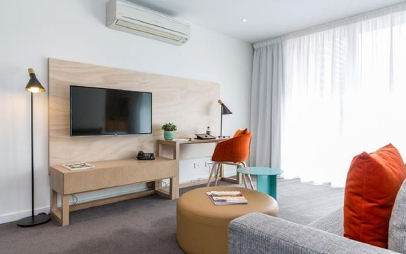 Uw hotel in Melbourne