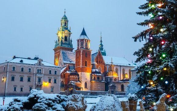 Kerst in Krakau