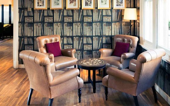 Oxford - Mercure Oxford Eastgate 4*