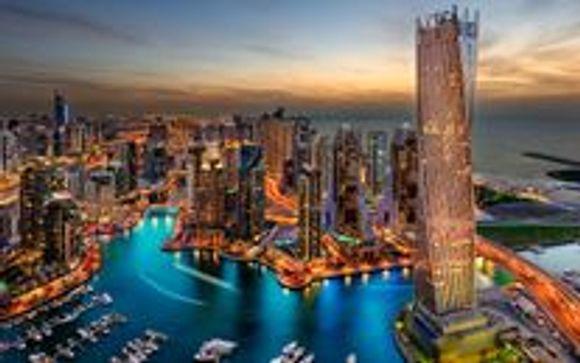 Extra opties in Dubai