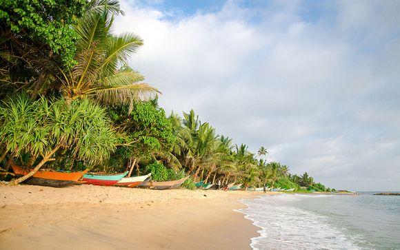 Welkom in... Sri Lanka