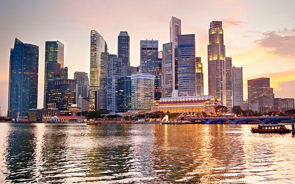 Destination...Singapore