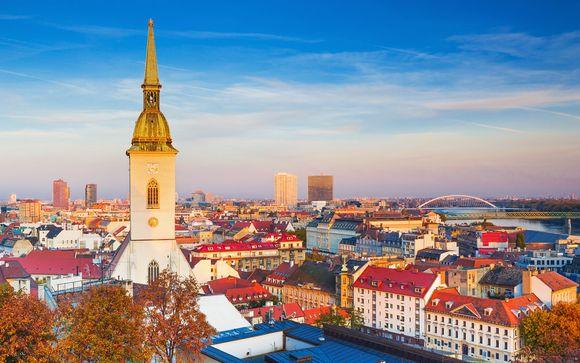 Destination...Bratislava