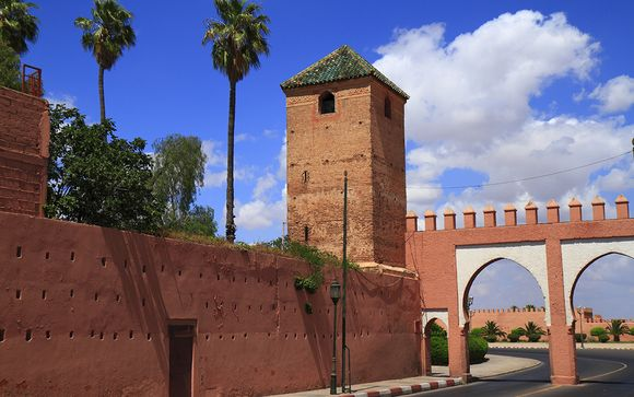 Destination...Marrakech