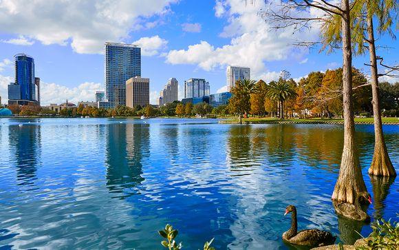 Destination....Orlando