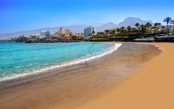 Destination...Tenerife