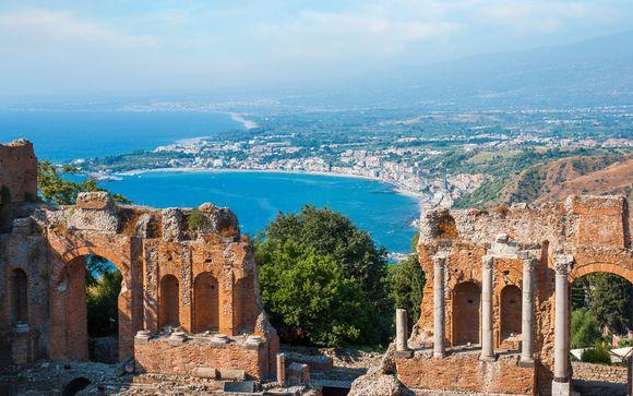 Destination...Taormina