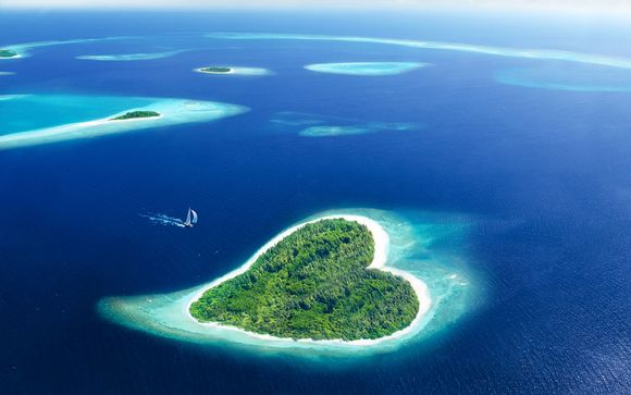 Destination...Maldives