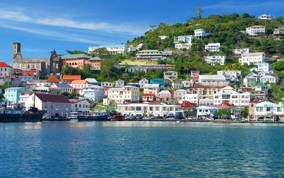 Destination...Grenada