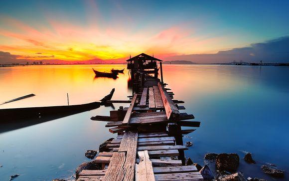 Destination...Penang
