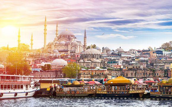 Destination...Istanbul