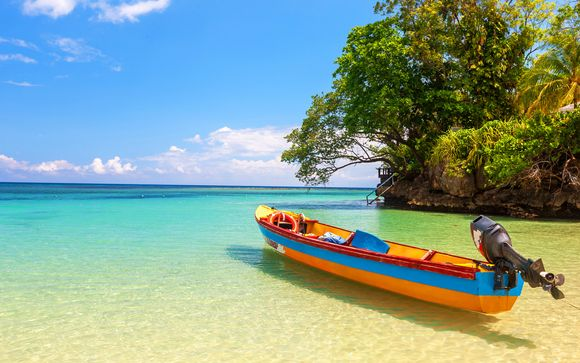 Destination...Jamaica