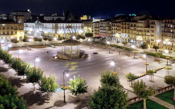 Destination...Pamplona