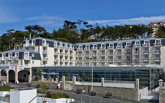 Spa Marin du Val Andre Thalasso Resort 4*