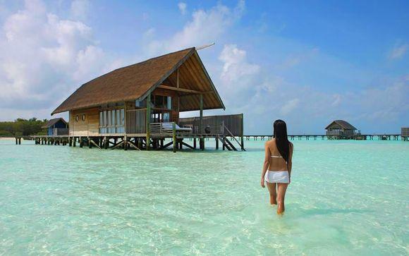 Destination...Maldives
