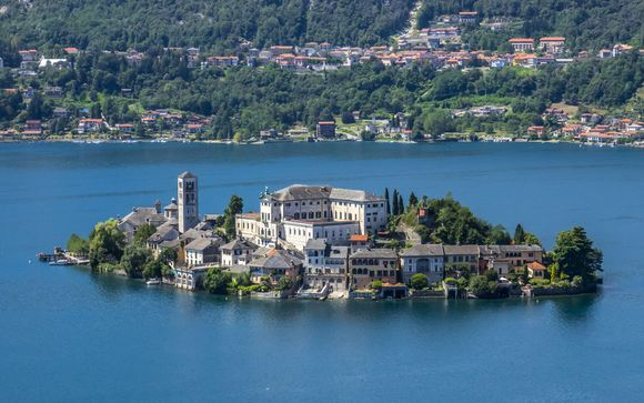 Destination...Lake Orta