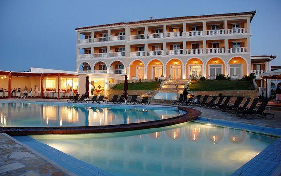Tsamis Resort & Spa 4*
