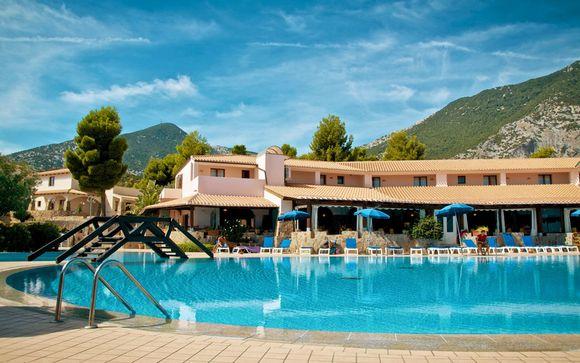 Club Esse Cala Gonone Beach Village 4*